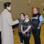 Fernhill -Princess Anne with the Drama Class